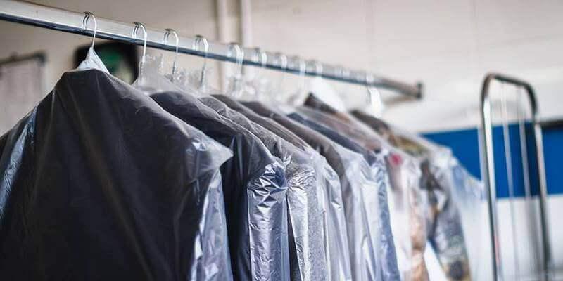 Хімчистка та прання одягу фото