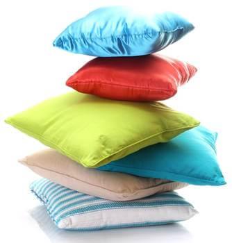 Аквачистка подушок фото